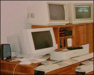Masturbation Station Setup Circa 1996